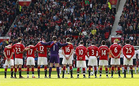 b7b3491712a4 Ligastart i England i dag, med ett Manchester United som titelförsvarare  och ständigt aktuella. Foto: Scanpix