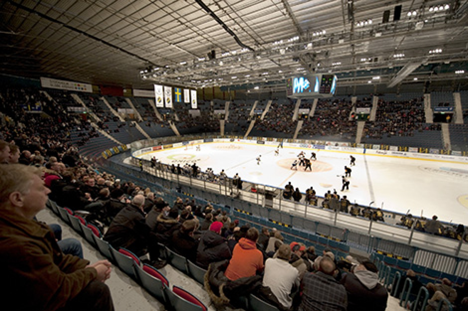 Nya ekonomiska problem for pressat aik hockey