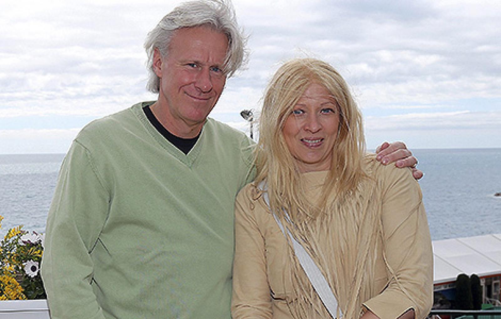 """3646cc4cc38 Björn Borg bor numera med hustru Patricia på Ingarö utanför Stockholm.  Foto: TT. """""""