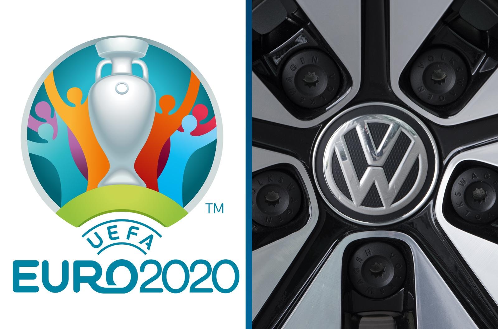 Biljättens stöd till UEFA innebär stöd till Fotbolls-EM 2020. Foto  UEFA 91591166859c7