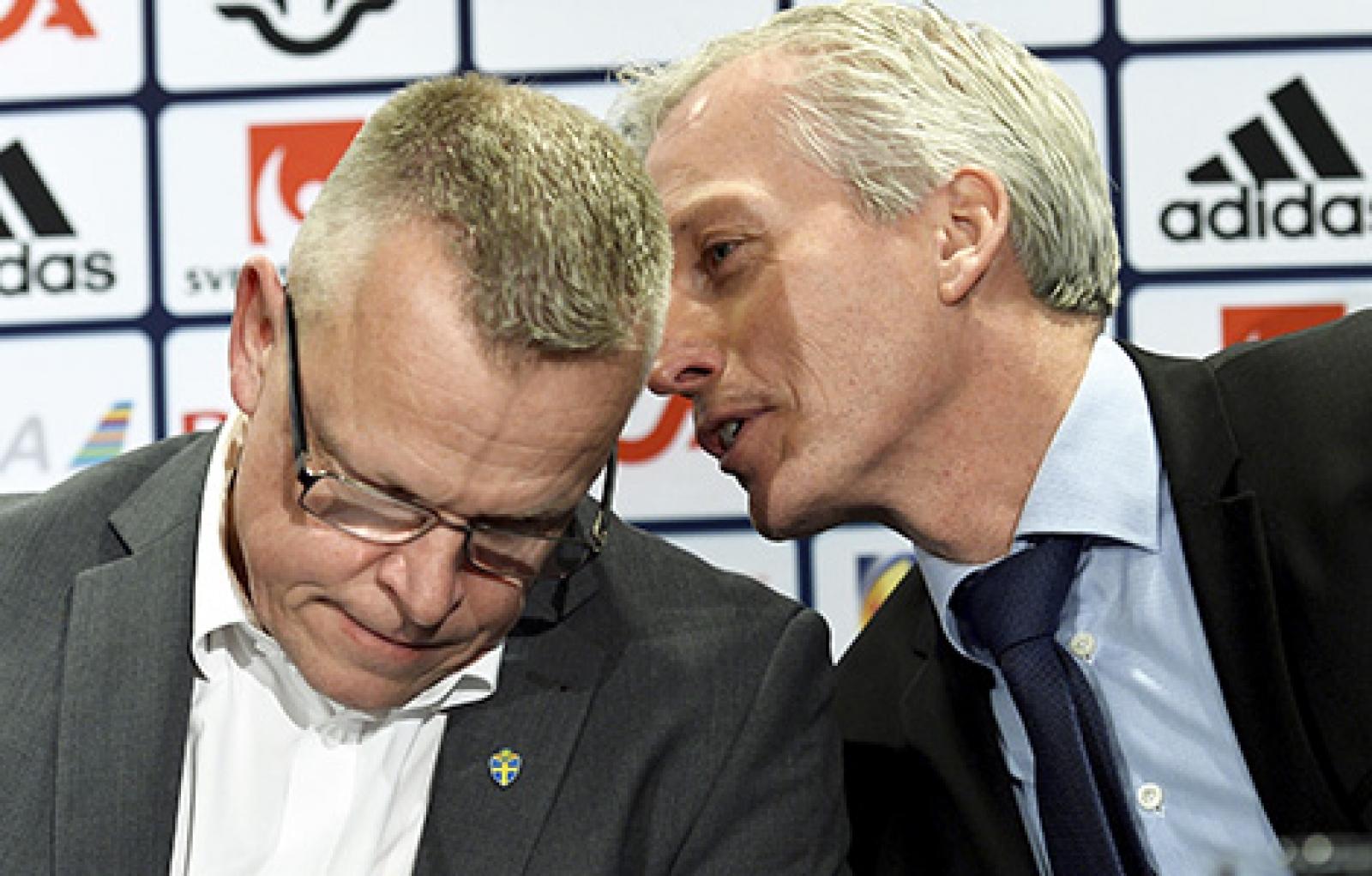 Hodgson nobbar jobbet som kapten
