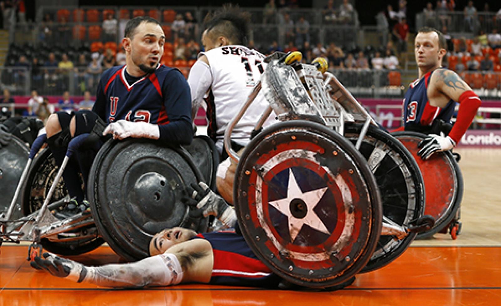 Paralympiernas ar jorden runt