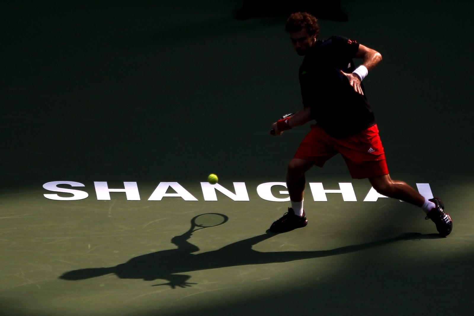 Shanghai startar internationell tv kanal