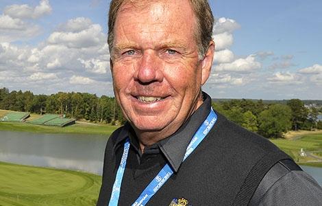Björn Örås, ägare till Bro Hof Slott, gläds över att vinden har vänt. Han får ett plus i verksamheten, Nordea Masters är etablerat och snart hoppas han vara ... - bro_2