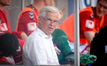 Svennis gor wenger till englands forbundskapten
