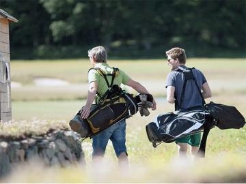Golfforbundets ordforande avgar